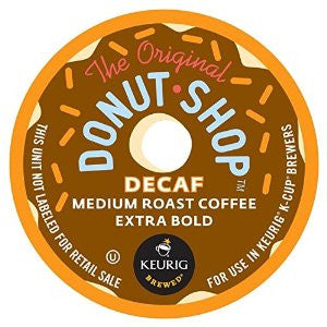 Coffee Peoples Donut Shope Decaf