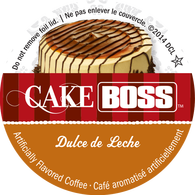 Cake Boss Dulce DeLeche Regular