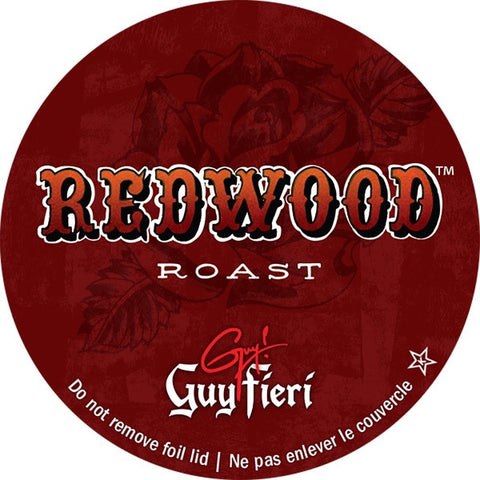 Guy Fieri Redwood Roast - Coffee Crazy