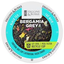 Higgins and Burke Bergamia Tea - Coffee Crazy