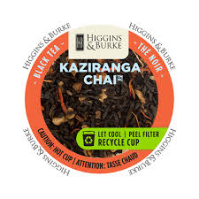 Higgins and Burke Chai Glow tea - Coffee Crazy