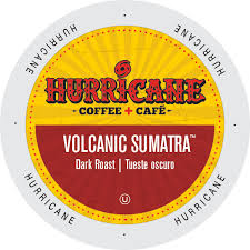 Hurricane Volcanic Sumatra - Coffee Crazy