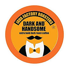 Java Factory Dark and Handsome - Coffee Crazy