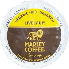 Marley's Livey Up Expresso - Coffee Crazy