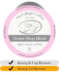 McCullagh Donut Shop - Coffee Crazy