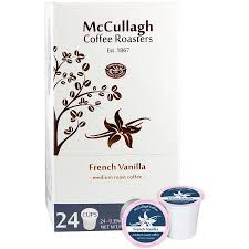 McCullagh French Vanilla - Coffee Crazy