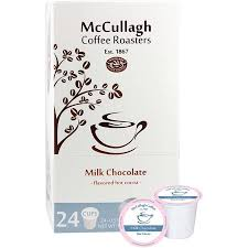 McCullagh Hot Chocolate - Coffee Crazy
