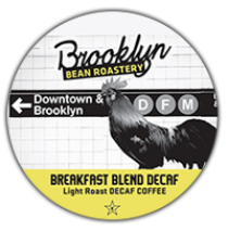 Brooklyn Beans Breakfast Blend Decaf