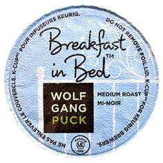 Wolfgang Puck Breakfast in Bed - Coffee Crazy