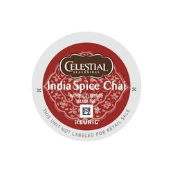 Celestial India Spiced Chai - Coffee Crazy