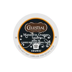 Celestial Mandarin Orange Spice - Coffee Crazy
