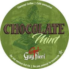 Guy Fieri Chocolate Mint - Coffee Crazy