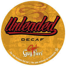 Guy Fieri Unleaded Decaf - Coffee Crazy