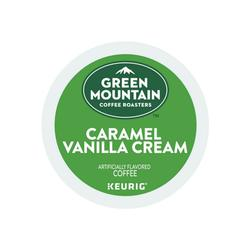 Green Mountain Caramel Vanilla Creme