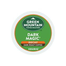 Green Mountain Dark Magic decaf - Coffee Crazy