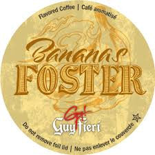 Guy Fieri Banana's Foster - Coffee Crazy