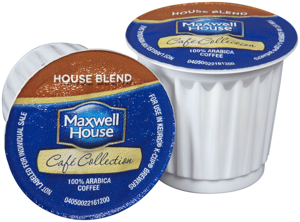 Maxwell House Blend - Coffee Crazy