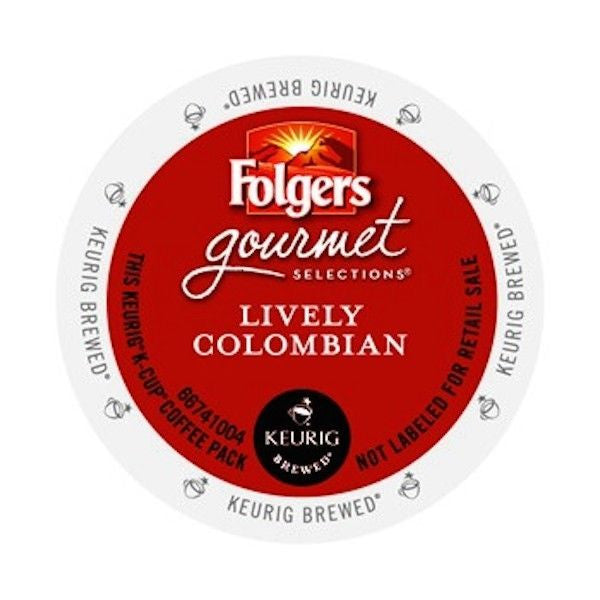 Folgers Lively Colombian - Coffee Crazy