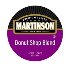 Martinson's Donut Shop