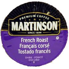 Martinson's French Roast - Coffee Crazy