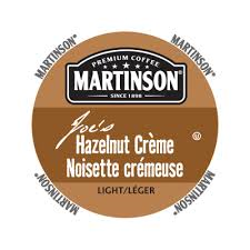 Martinson Hazelnut Creme - Coffee Crazy