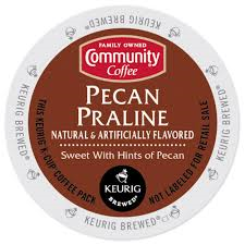 Community Cofee Pecan Praline - Coffee Crazy