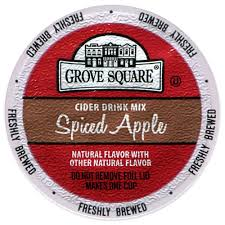 Grove Square Spiced Apple Cider - Coffee Crazy