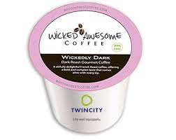Wicked Awesome Wickedly Dark - Coffee Crazy