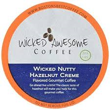 Wicked Awesome Wicked Nutty Hazelnut Creme - Coffee Crazy