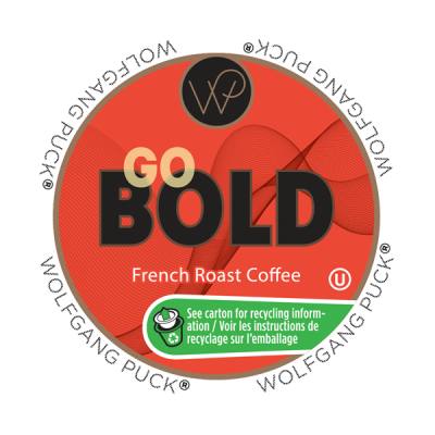 Wolfgang Puck Go Bold - Coffee Crazy