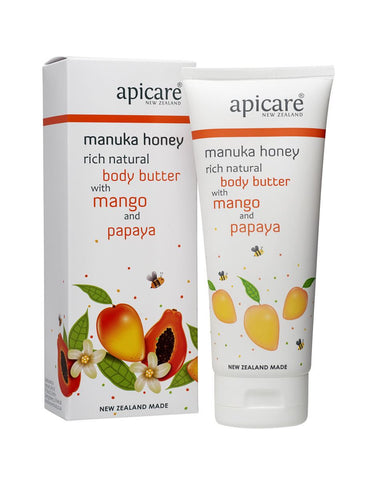 APICARE Manuka Honey Body Butter 200g