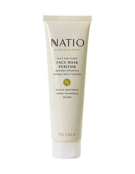NATIO Face Clay & Plant Face Mask
