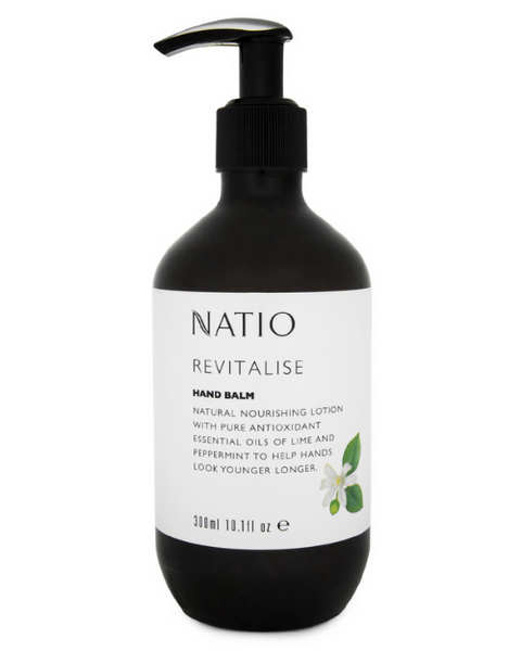 NATIO Revitalise Hand Balm