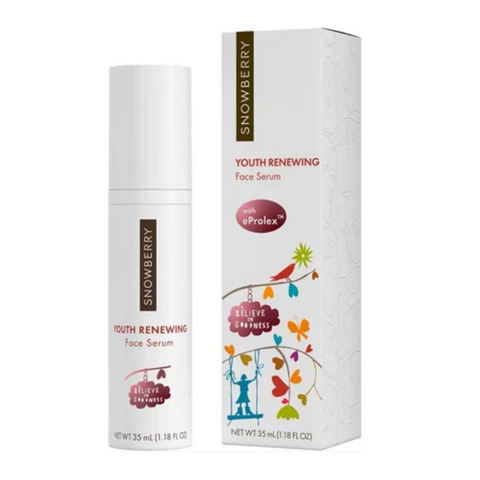 SNOWBERRY Youth Renewing Face Serum +eProlex 35ml