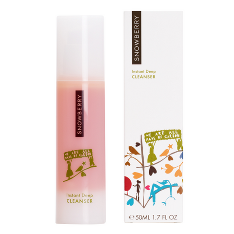 SNOWBERRY Instant Deep Cleanser Oil 50ml