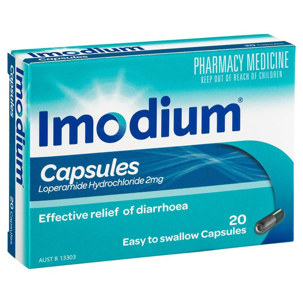IMODIUM 2mg 20 Cap