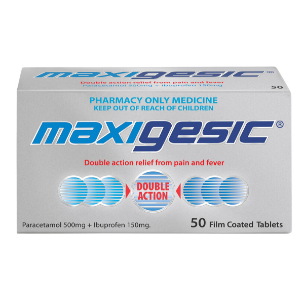 MAXIGESIC Tablets 50