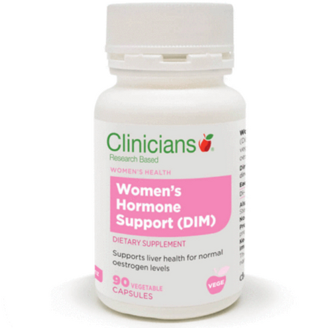 CLINICIANS Woman Hormone Supports Vitamin E 90tabs