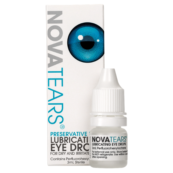 NOVA TEARS Eye Drops 3ml