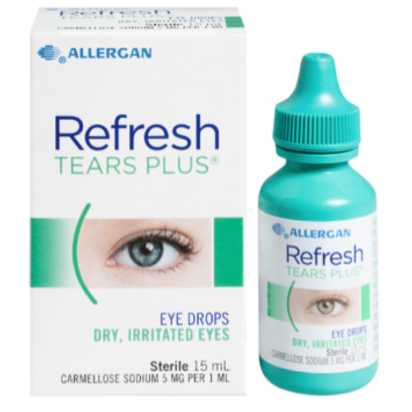 REFRESH Tears Plus