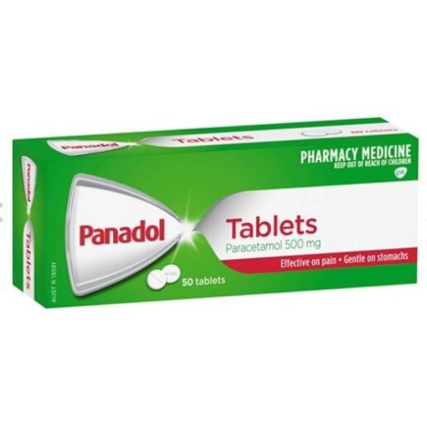 PANADOL Tablets 50s