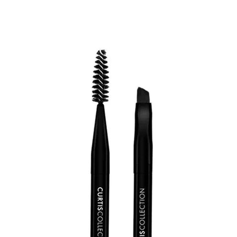 CURTIS COLLECTION Brow & Liner Double Ended Brush