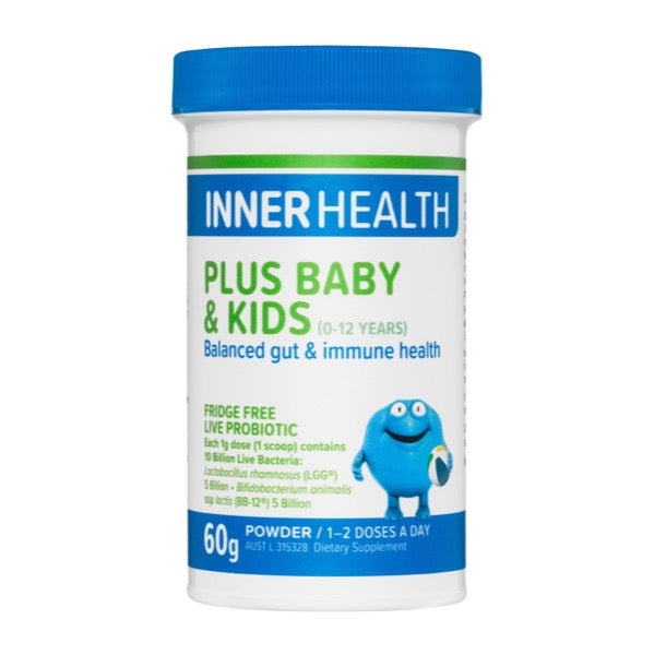 INNER HEALTH Plus Baby & Kids 60g