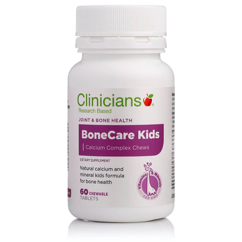 CLINICIANS BoneCare Kids 60 chewable tabs