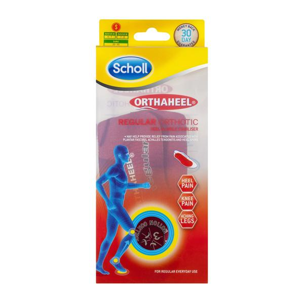 SCHOLL Orthaheel Regular Orthotic