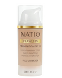 NATIO Flawless Foundation SPF15