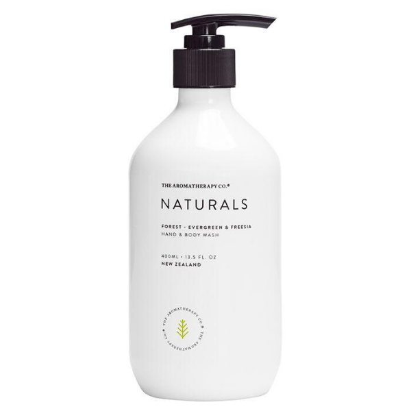 AROMATHERAPY Hand & Body Wash 400ml