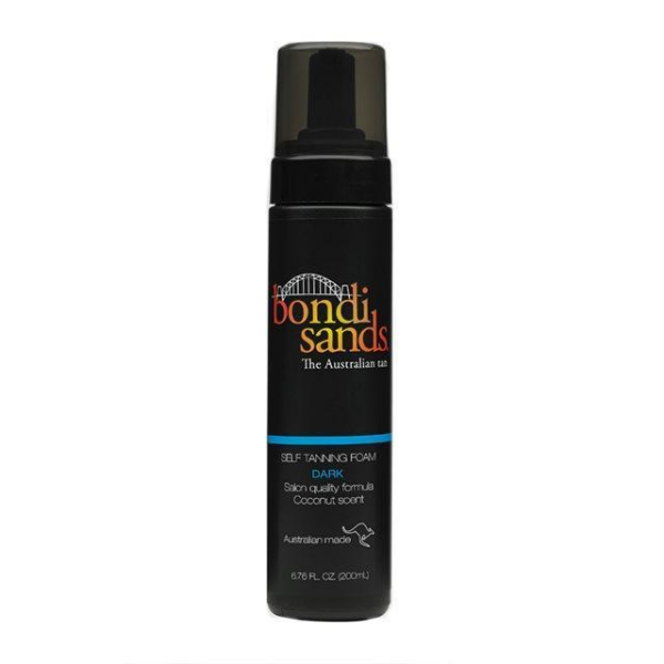 BONDI Sands Self Tan Foam Dark 200ml