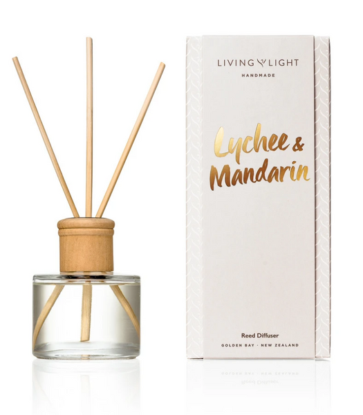 LIVING LIGHT Diffuser Lychee & Mandarin 120ml