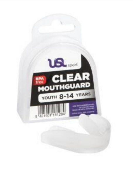 USL Sport Mouthguard Youth Clear